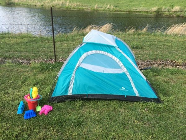 DIY Sand Box Tent