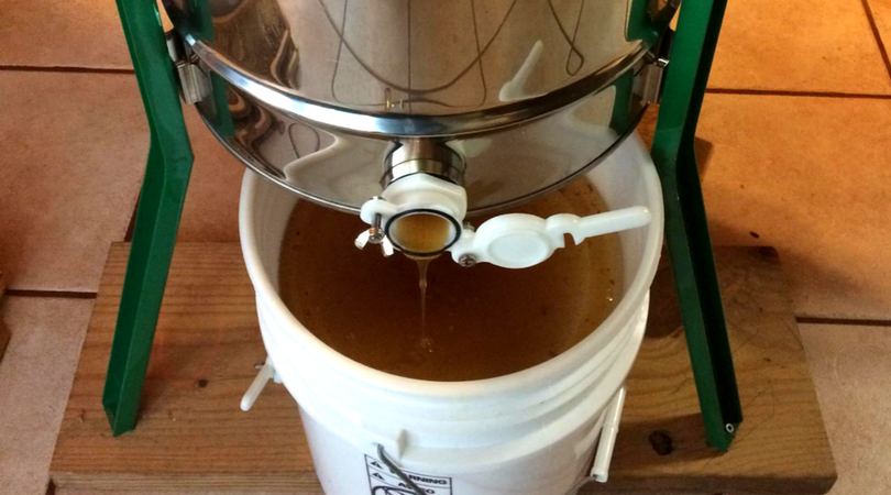 How to Extract Honey With a Hand-Crank Extractor