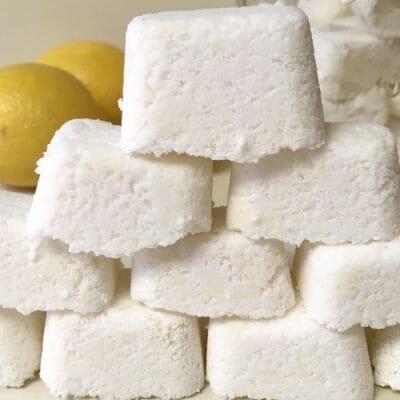Homemade Dish Detergent Cubes Recipe