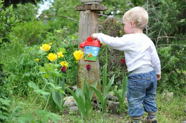 How Gardening Teaches Kids to Grow
