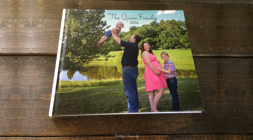 Organize Photos & Preserve Memories with a Family Photo Book