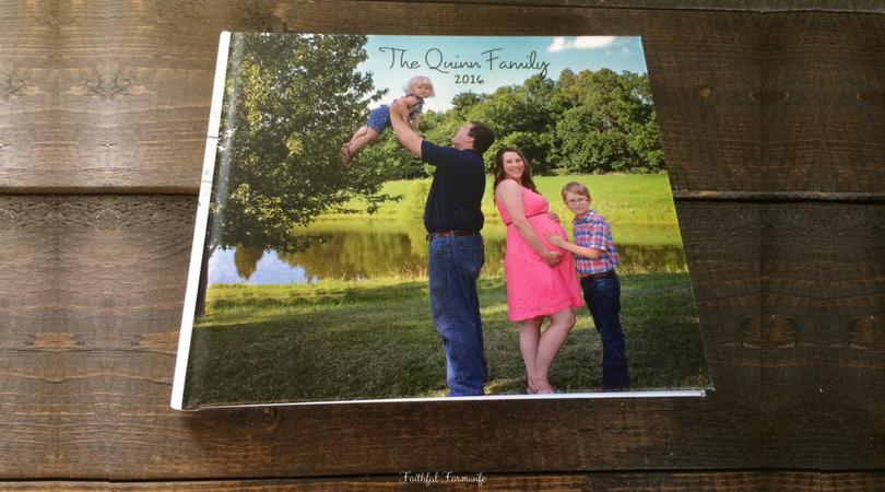 Organize Photos & Preserve Memories with a Family Photo Book