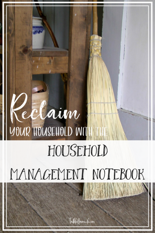 Mama, you have so much going on these days. How on earth are you supposed to keep up with it all? Grab the Household Management Notebook to get you started! #householdmanagement #homemaking