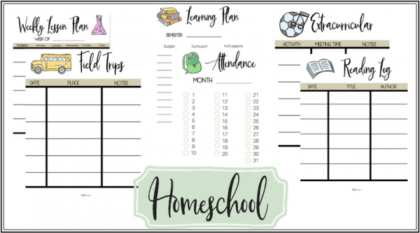 Homestead Mama Planning Pack   Faithful Farmwife