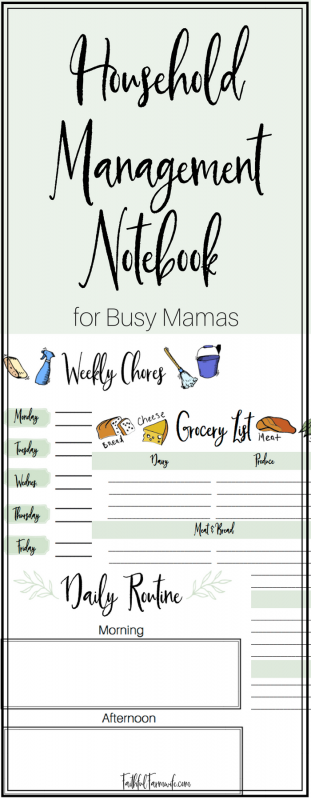 Mama, you have so much going on these days...How on earth are you supposed to keep up with it all?? Check out my tips & printable household productivity lists to get you started!