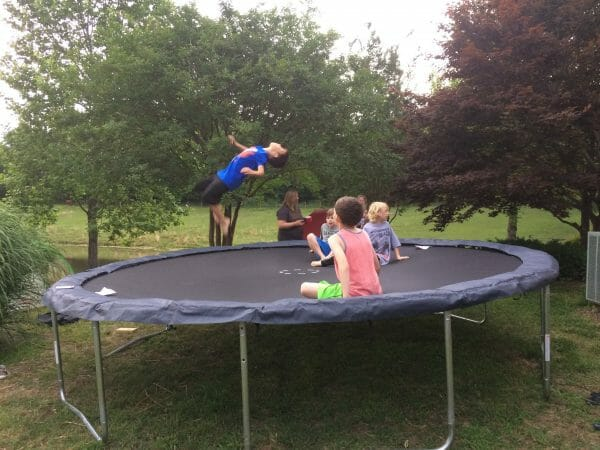 Maximize your family's backyard summer fun with these ideas for simple, affordable, and engaging activities, projects, and games!
