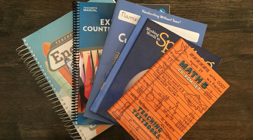 4th Grade Homeschool Curriculum