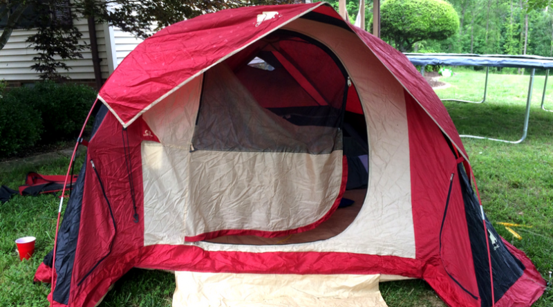 Camping Birthday Party Ideas & Printables
