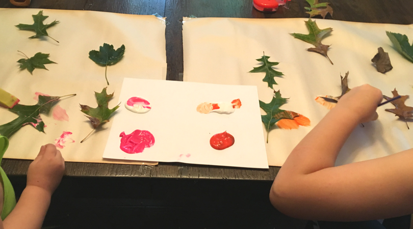 4 Simple Fall Art Projects for Kids