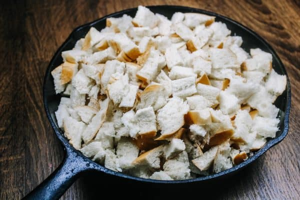 Cubed Bread | Faithful Farmwife