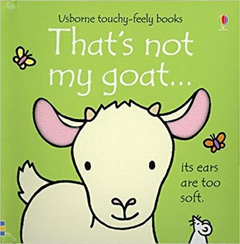 That's Not My Goat | 15 Best Children's Dairy Animal Books