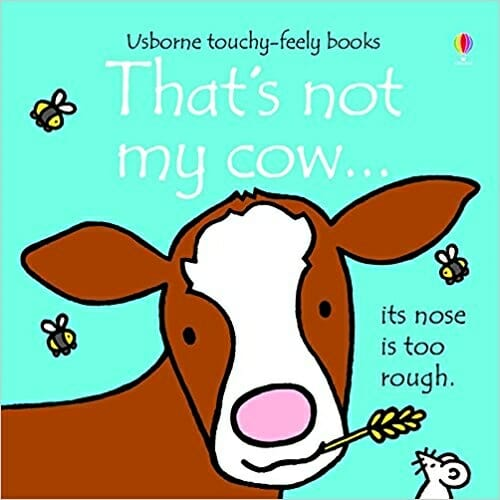 That's Not My Cow | 15 Best Children's Dairy Animal Books