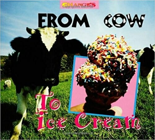 From Cow to Ice Cream | 15 Best Children's Dairy Animal Books