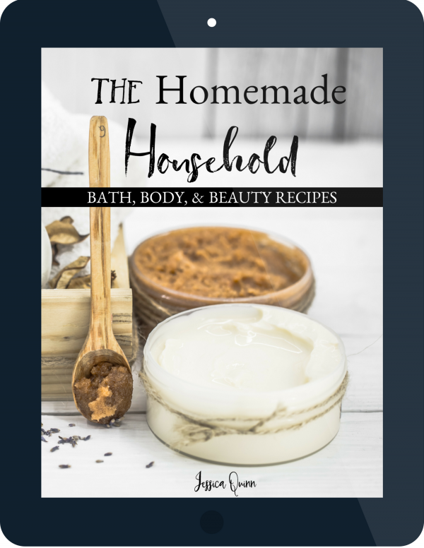 Creating a homemade household might seem daunting, but with the right routines, habits, and knowledge living homemade will become second-nature. #homemadehousehold #homemade