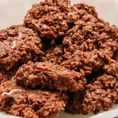 How to Make a No-Bake Chocolate Oatmeal Cookies