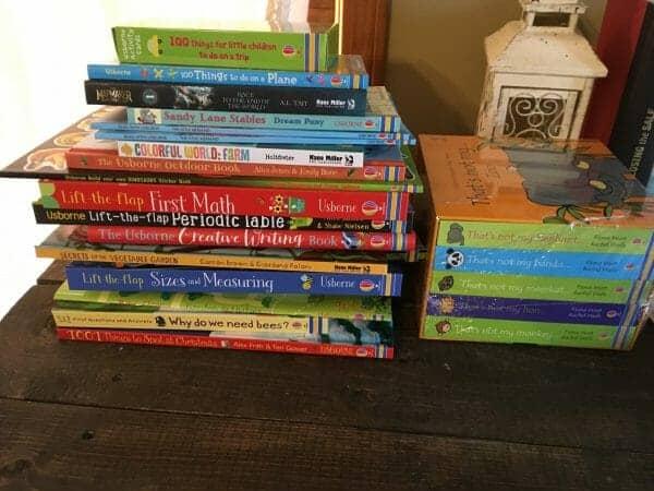 Usborne Books | The Best Purposeful Christmas Gifts for Kids | Faithful Farmwife