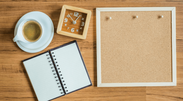 How to Create an Organized Family Command Center   Faithful Farmwife