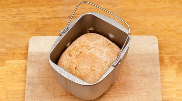 Simple Bread Machine Sandwich Bread Recipe | Faithful Farmwife