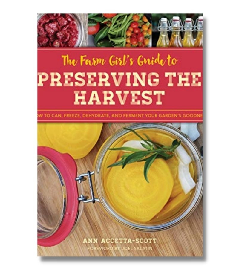 Image of The Farm Girl's Guide to Preserving the Harvest
