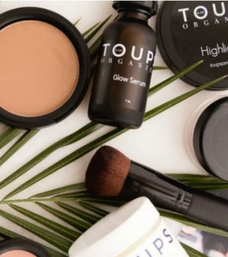 Image of Toups Organic hand made make up and skin care