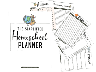 The Simplified Homeschool Planner | 22 of the Best Fall Farm Fest Activities, Food, & Decorations | Faithful Farmwife