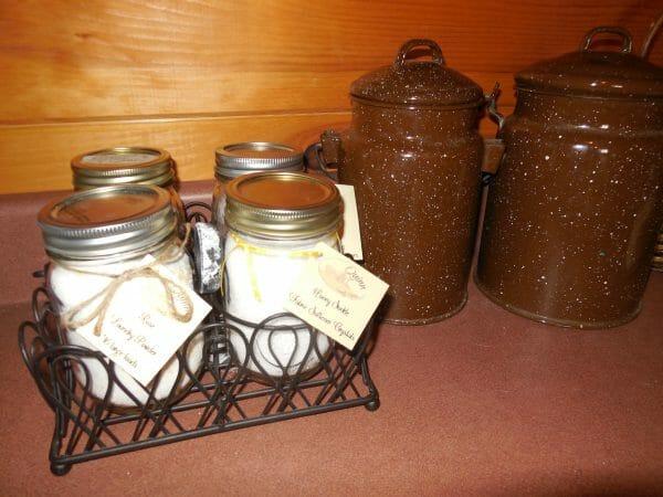 Mason Jar Storage | 30+ of the Best Mason Jar Uses for Your Home | Faithful Farmwife