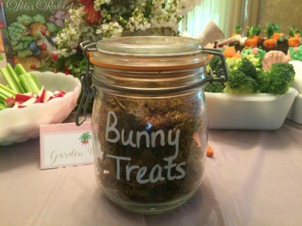 Birthday Bunny Treats | Faithful Farmwife