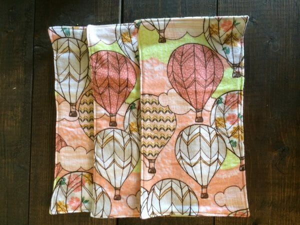 Cloth Napkins | 17 Ways to Reduce Paper Waste at Home | Faithful Farmwife