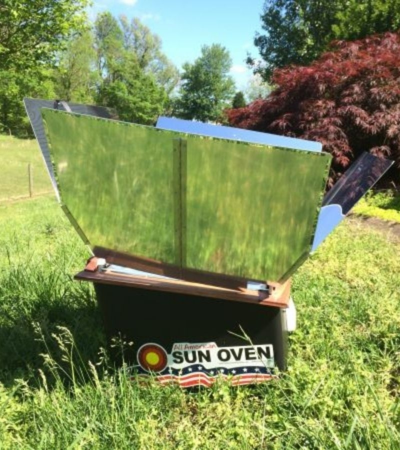All-American Sun Oven | 30+ Basic Homestead Skills You Need to Learn | Mama on the Homestead