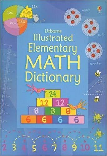 Usborne Illustrated Math Dictionary | Faithful Farmwife