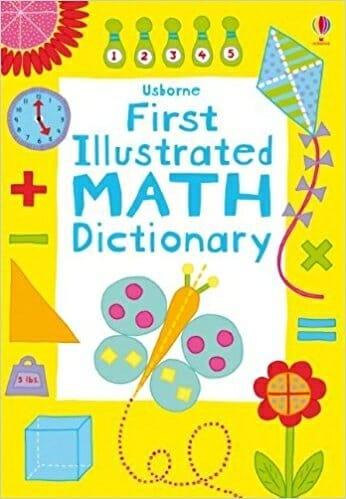 Usborne First Illustrated Dictionary of Math | Faithful Farmwife