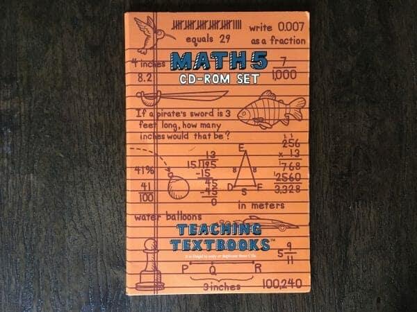 Teaching Textbooks | 29 of the Best Right-Brain Homeschool Math Resources | Faithful Farmwife