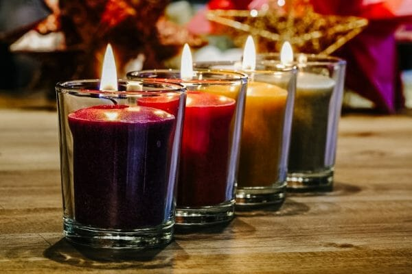 Candles   20+ Winter Homestead Essentials You Need to Stock   Faithful Farmwife