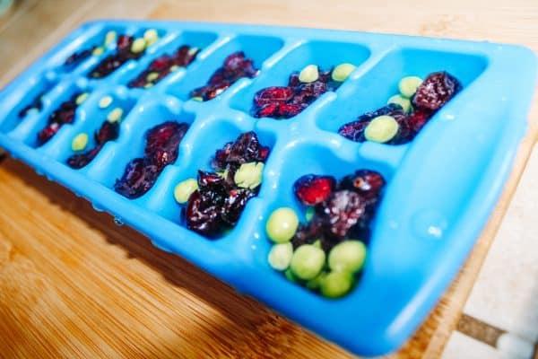 How to Make Homemade Summer Chicken Treats | Faithful Farmwife