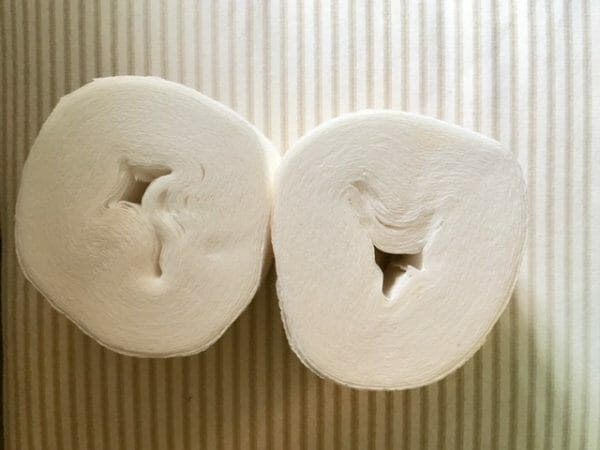 Tube-Free Toilet Paper | 15 + Eco-Friendly Products for Your Household | Faithful Farmwife