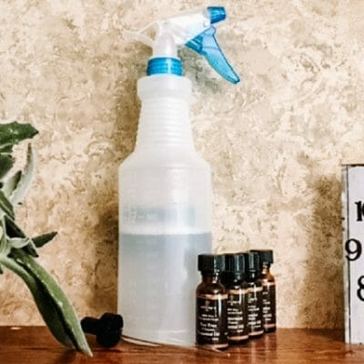 How to Make a 4-Ingredient Homemade All-Purpose Spray