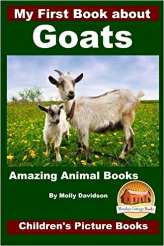 My First Book About Goats | 15 Best Children's Dairy Animal Books
