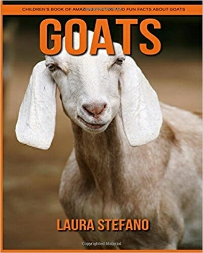 Goats | 15 Best Children's Dairy Animal Books