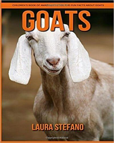 Goats | 15 Best Children's Dairy Animal Books
