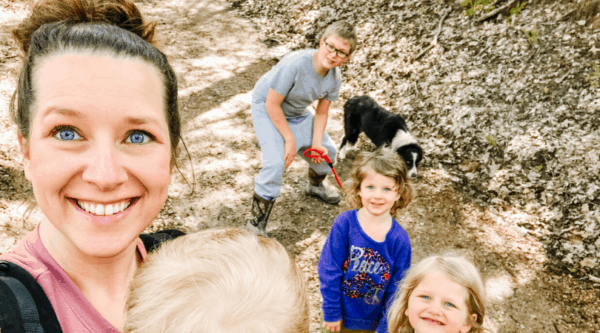 Fall Nature Walk | Faithful Farmwife