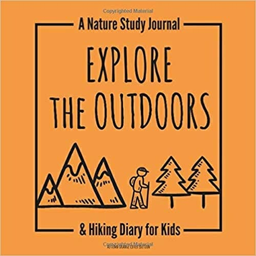 Hiking Diary for Kids | Faithful Farmwife
