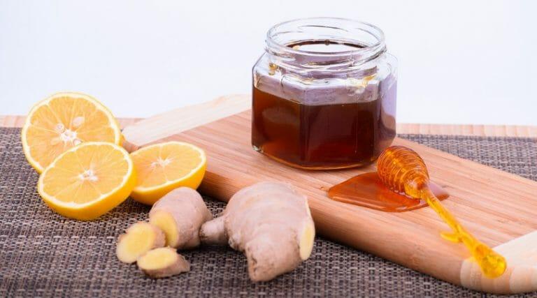 Simple Homemade Cough Drops: Lemon, Ginger, & Honey