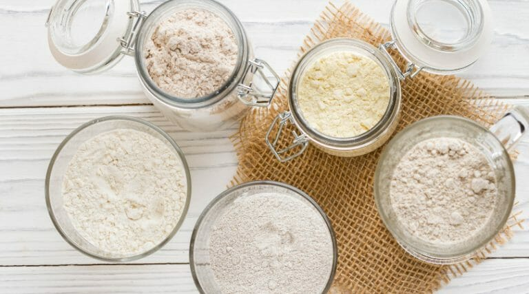 47+ Pantry Staples You Need for a Homemade Household