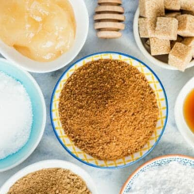 13 Simple Sugar Substitutions + Alternatives