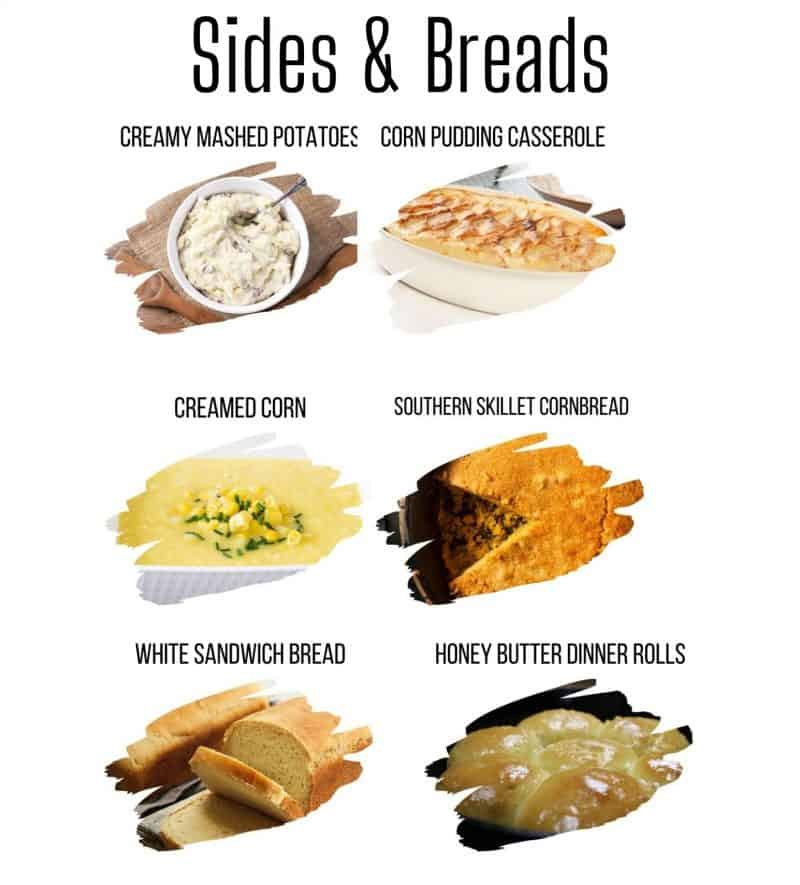 Sides & Breads
