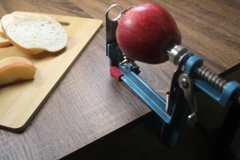 Fruit Peeler + Corer | 70+ Practical Homesteading Essentials You Need for Self-Sufficiency | Faithful Farmwife