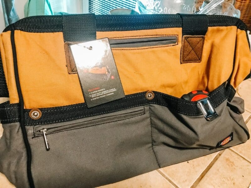 Tool Bag | 70+ Practical Homesteading Essentials You Need for Self-Sufficiency | Faithful Farmwife