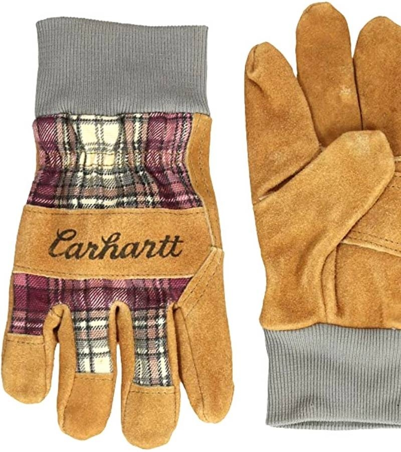 Crahartt Work Gloves | Mama on the Homestead